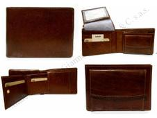 Wallet leather man