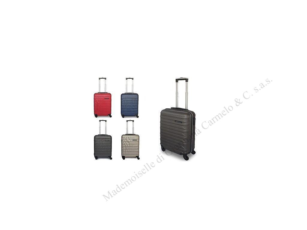 TROLLEY BAGAGLIO A MANO IN ABS COVERI Collection - Coveri